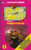 GrailQuest 5 - Kingdom of Horror
