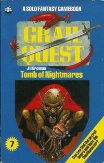 GrailQuest 7 - Tomb of Nightmares