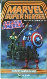 Marvel Super Heroes 2 - Captain America - Rocket