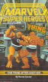Marvel Super Heroes 5 - The Thing - One Thing After Another
