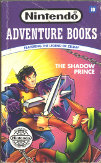 Nintendo Adventure Books 10 - The Shadow Prince