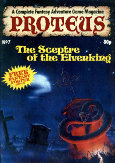 Proteus 07 - The Sceptre of the Elvenking