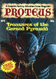 Proteus 08 - Treasures of the Cursed Pyramid