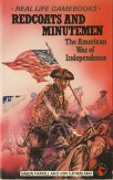 Real Life Gamebooks 6 - Redcoats and Minutemen - The American War of Independence