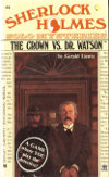 Sherlock Holmes Solo Mysteries 4 - The Crown vs. Dr. Watson