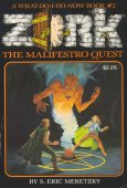 Zork 2 - The Malifestro Quest